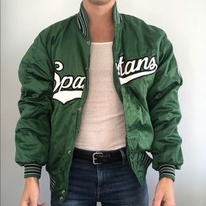 Vintage Spartans jacket
